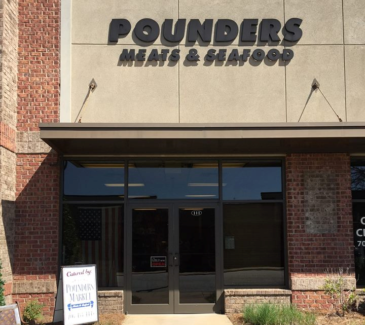Pounders Meat and Seafood Market